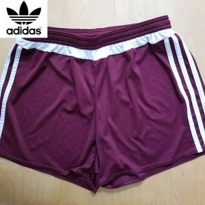 Adidas Women's Track Running Shorts Small